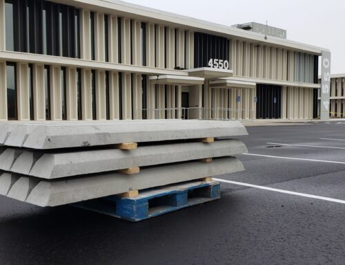 Why Your Business Needs Concrete Parking Curbs