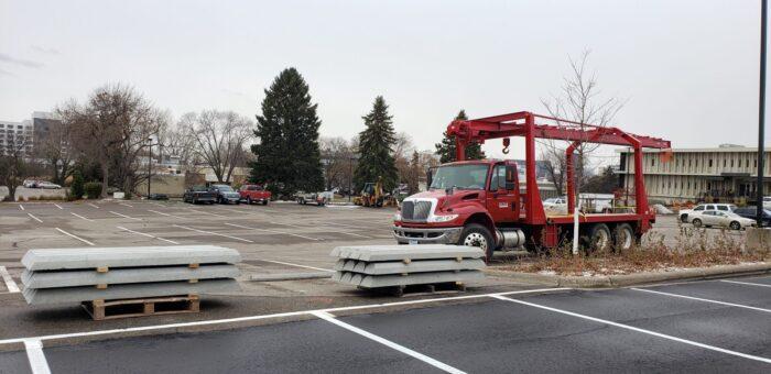 Parking Curbs
