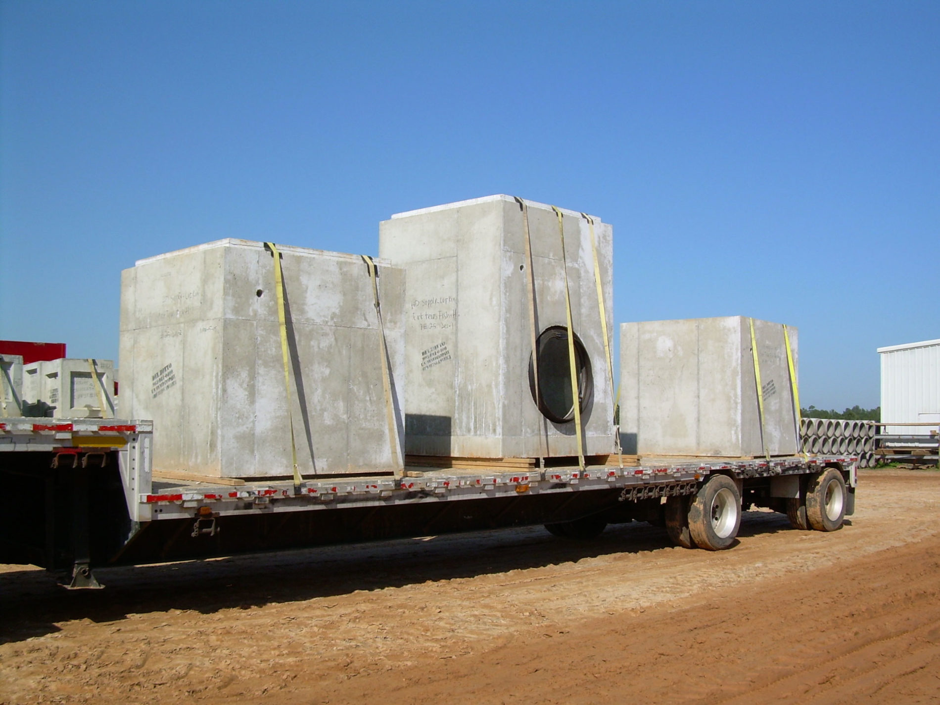 Box Culvert Load