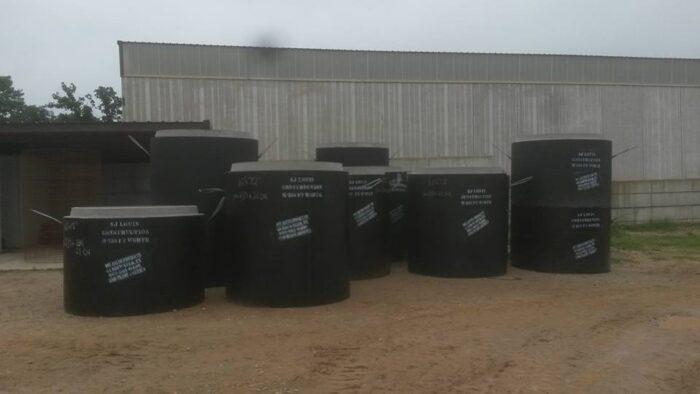 Sanitary Manholes