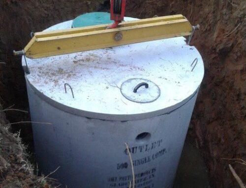 Advantages To Precast Concrete Septic Tanks
