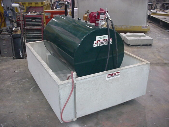 Fuel Containment Vessels