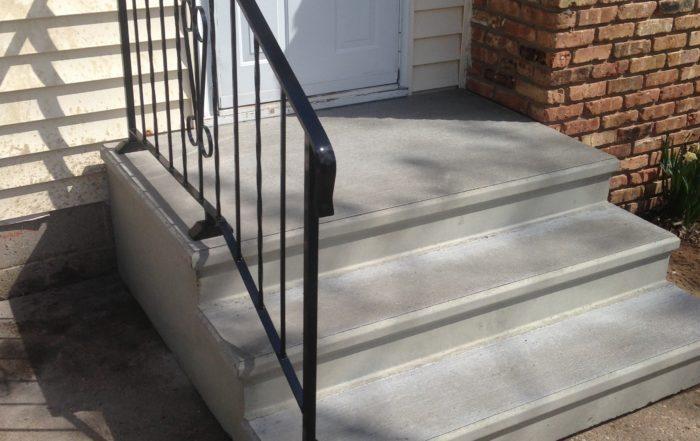 Precast Concrete Steps